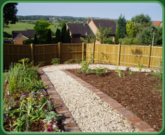 An example of our Gardening and Landscape services